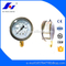 HF 0-15psi/1kgf/cm2 Glycerine Oil Filled 100mm SS/BR Lower Mount Cng Pressure Gauge