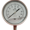 "HF 6"" 150mm Stainless steel Liquid filled Russian Manometer"